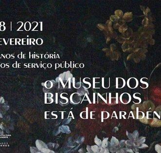 Cartaz Aniversário do Museu